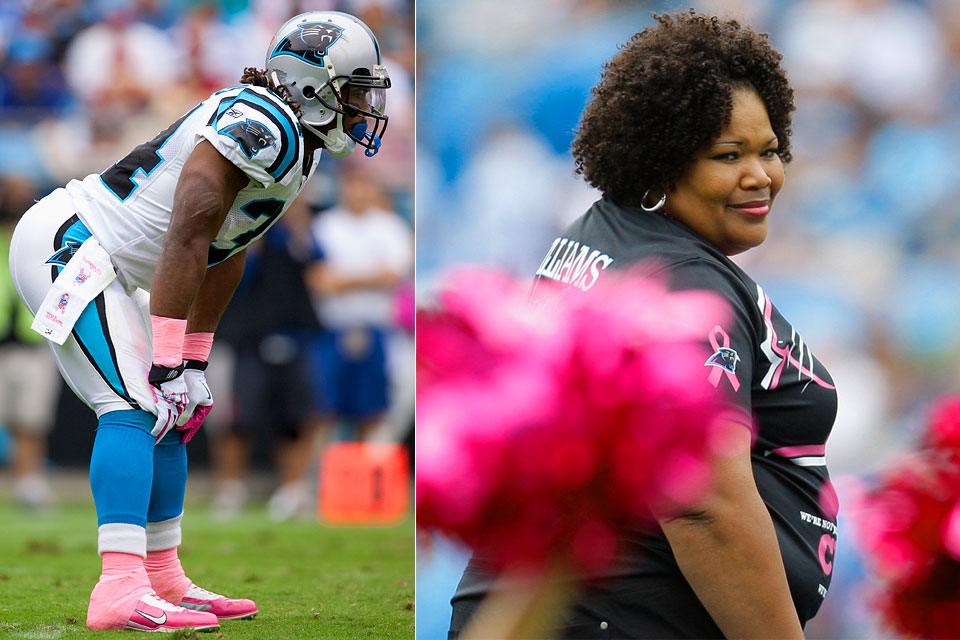 DeAngelo-Williams-and-Mother